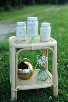 Farmhouse Collection Bundle of 6 Soy Wax Candles - Shipping Included