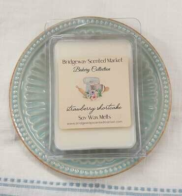 Pure Soy Wax Melts - Bakery Collection