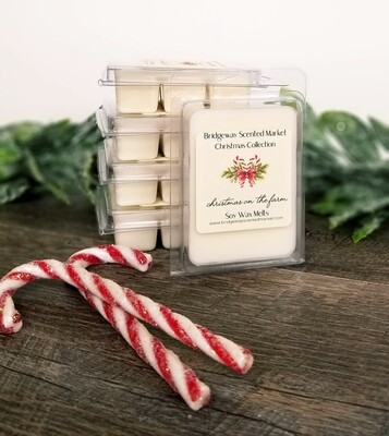 Bundle of 5 Christmas Soy Wax Melts - Shipping Included