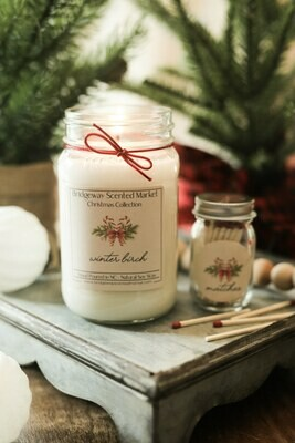 Soy Wax Candle - Christmas Collection