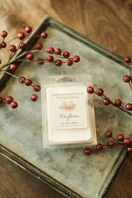 Soy Wax Melt - Christmas Collection