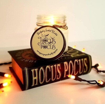 Limited Edition Hocus Pocus Candle