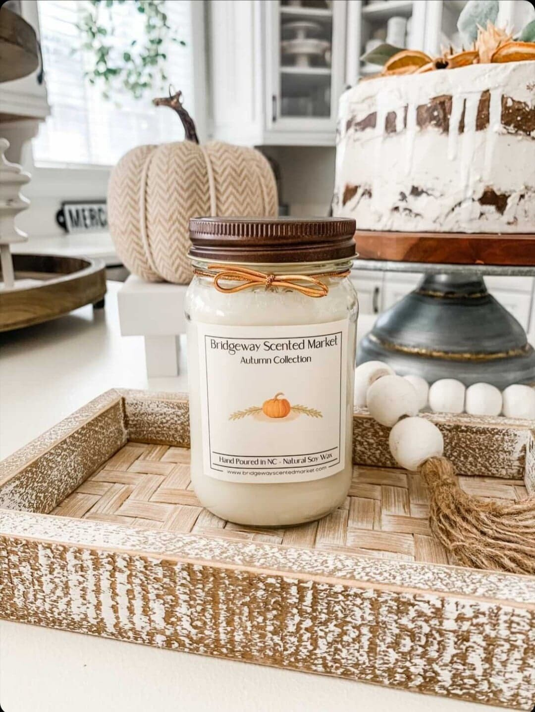 16oz Fall Soy Wax Candle