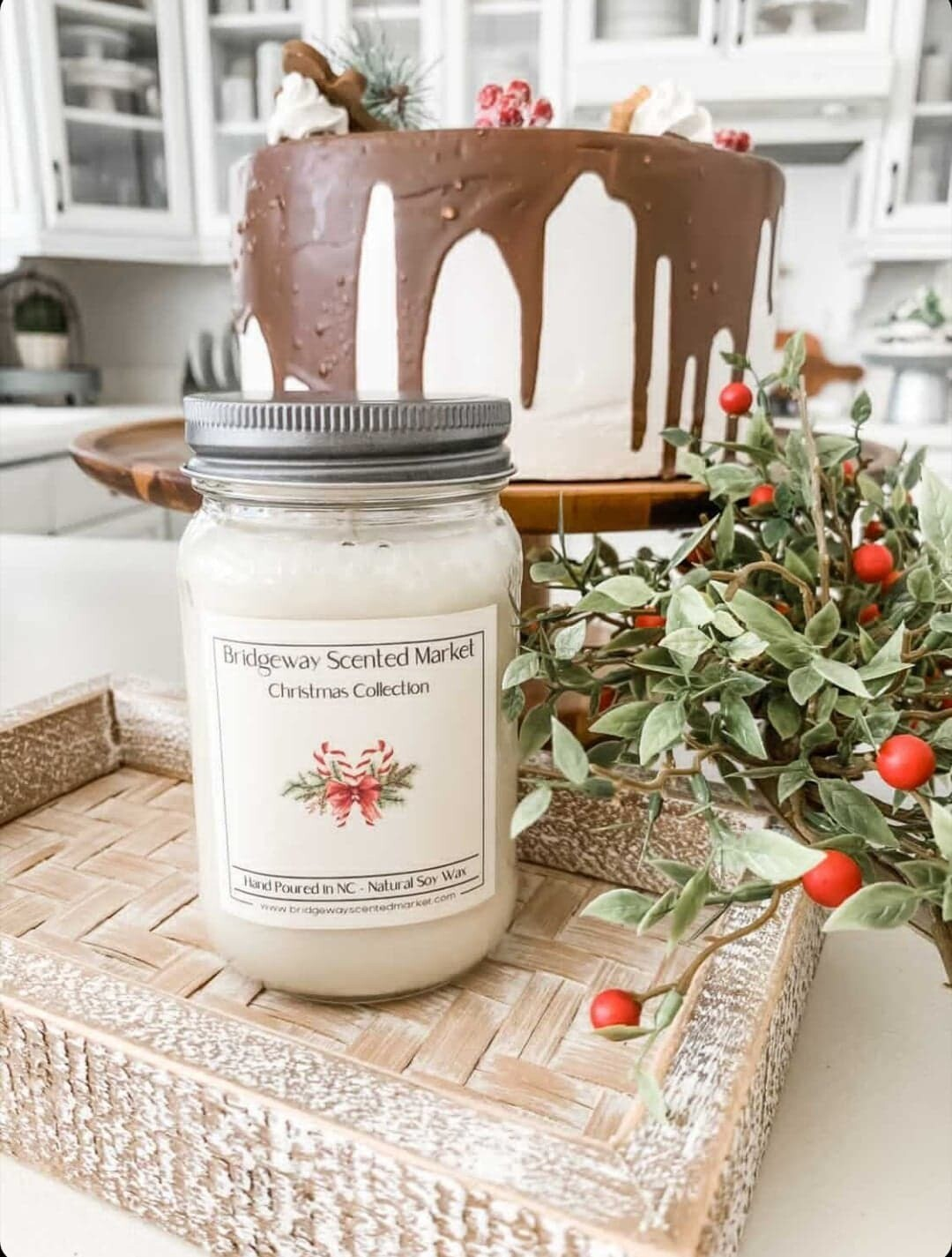 Christmas 16oz Soy Wax Candle