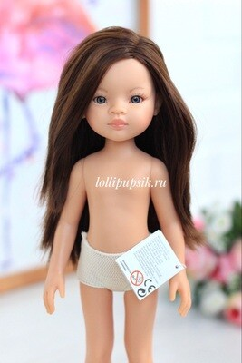 Кукла Мали без одежды Паола Рейна , 34 см
