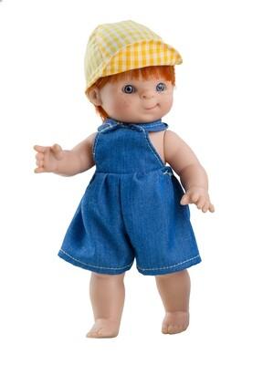 Кукла-пупс Феде, Paola Reina, 21 см
