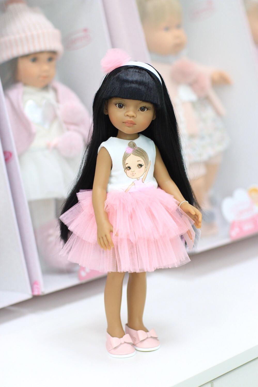 Кукла Мэйли в платье Паола Рейна (Paola Reina), 34 см