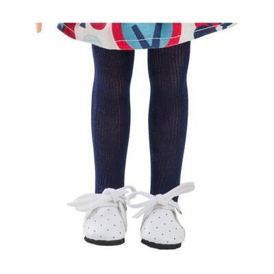 Колготки темно-синие для куклы Paola Reina 32-34 см
