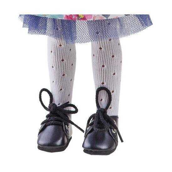 Колготки белые ажурные для куклы Paola Reina 32-34 см