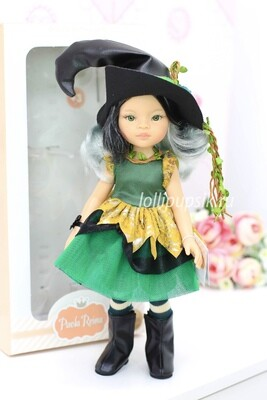 Кукла Ведьмочка Паола Рейна, 34 см