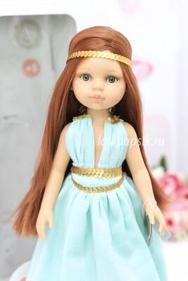 Кукла Кристи Паола Рейна в образе греческой богини, 34 см