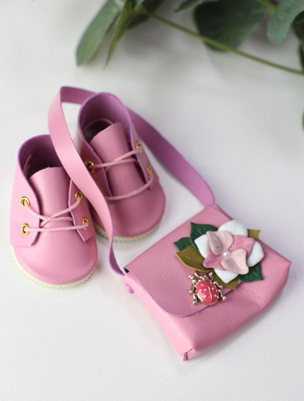 Ботиночки и сумка для куклы Paola Reina 32-34 см