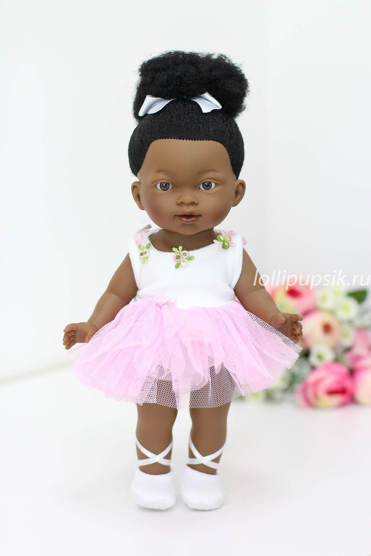 Кукла Zoe ballet, 28 см, Llorens