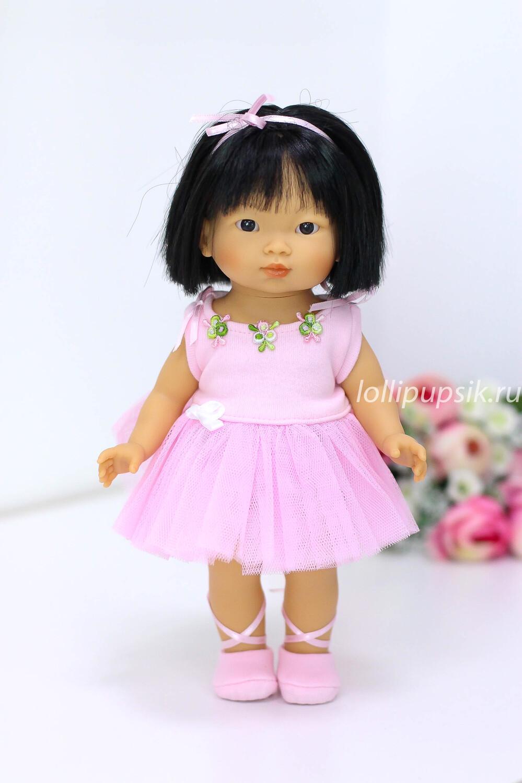Кукла Lu ballet, 28 см, Llorens