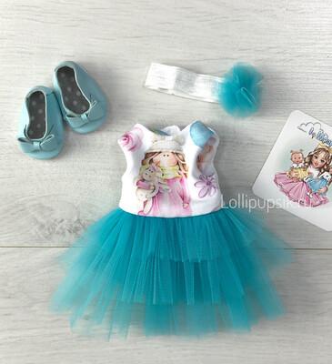 Наряд для куклы Paola Reina 32-34 см