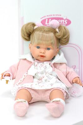 Кукла Alexandra со звуковым механизмом, Llorens, 42 см