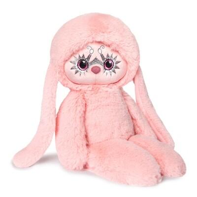 BUDI BASA Мягкая игрушка Лори КОЛОРИ Ёё (розовый) - 25 см в положении сидя