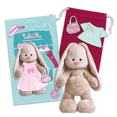 BUDI BASA Магнитная кукла-одевашка Зайка Ми