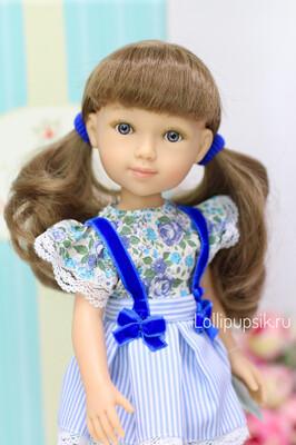 Кукла Элина в платье (Паола Рейна), 34 см