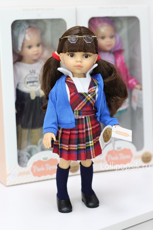 Кукла Кэрол - школьница (Паола Рейна), 34 см