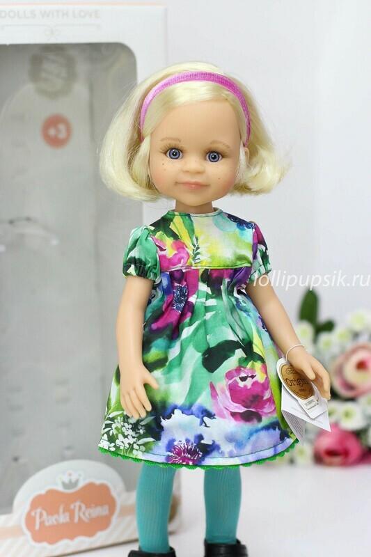 Кукла Варвара Паола Рейна, 34 см