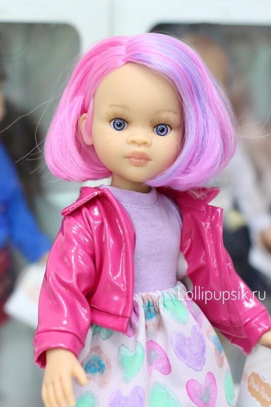 Кукла Ноэлия Паола Рейна, 34 см