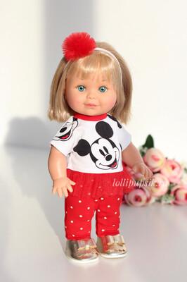 Кукла Бетти с ароматом карамели, 30 см (в наряде