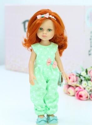 Кукла Кристи в модном наряде,  Паола Рейна, 34 см