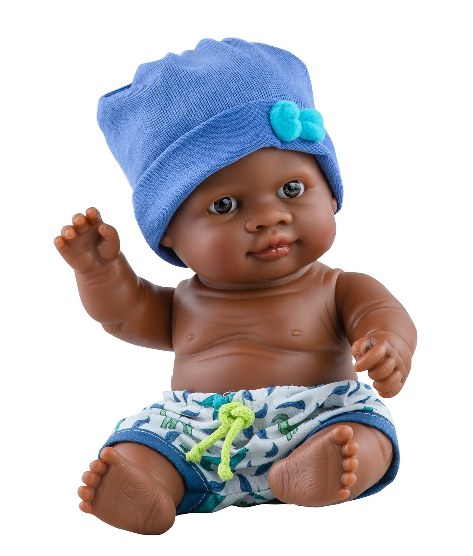 Кукла-пупс Олма мулат, Paola Reina, 22 см