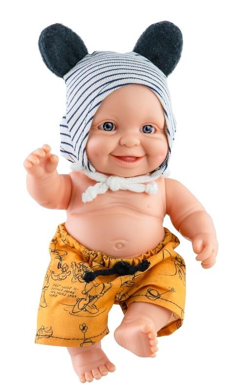 Кукла-пупс Грег, Paola Reina, 22 см