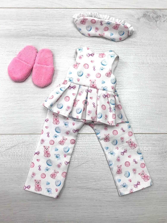 Пижама для куклы Paola Reina 32-34 см
