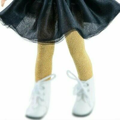 Колготки золотые для куклы Paola Reina 32-34 см