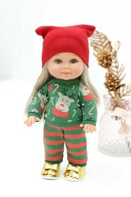 Кукла Бетти Рапунцель с ароматом карамели, 30 см (в костюме с олененком) Lamagik Magic Baby