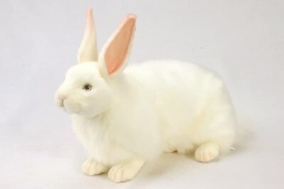 Заяц беляк, 30 см