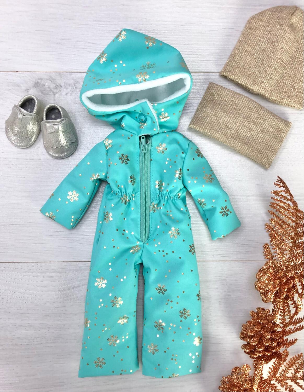 Зимний комплект для куклы Paola Reina 32-34 см