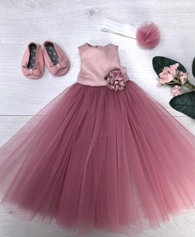 Стильный нарядный образ для куклы Paola Reina 32-34 см