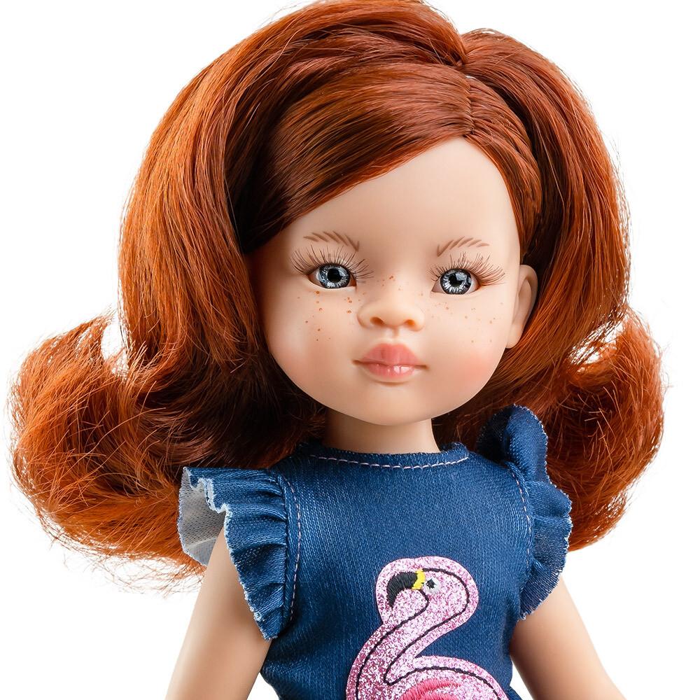 Кукла Инма, Паола Рейна (в фабричном наряде), 34 см
