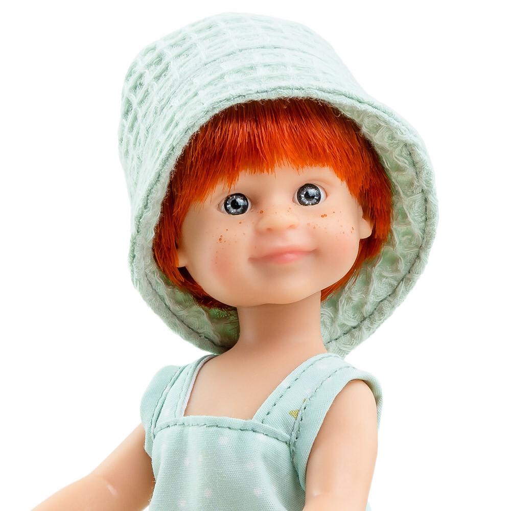 Кукла - мальчик Давид из серии Мини Подружки, Paola Reina, 21 см