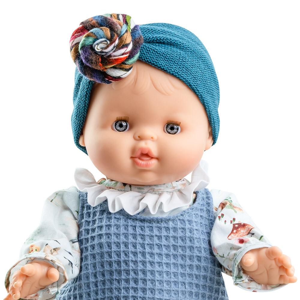 Кукла Горди Бланка, 34 см, Paola Reina