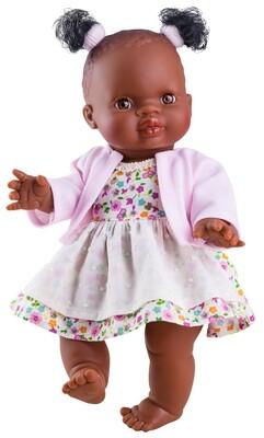 Кукла Горди Ольга с хвостиками, 34 см, Paola Reina