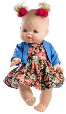 Кукла Горди Ребека, 34 см, Paola Reina
