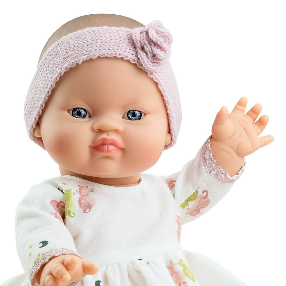 Кукла Горди Джоанна, 34 см, Paola Reina