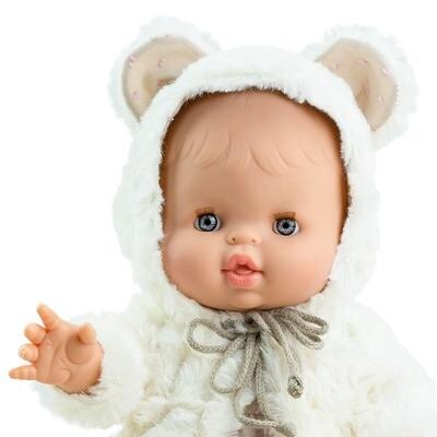 Кукла Горди Элви, 34 см, Paola Reina