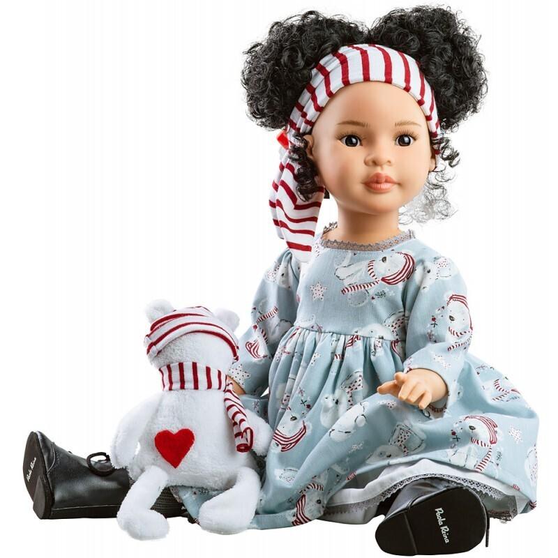 Шарнирная кукла Мэй, Paola Reina - 60 см