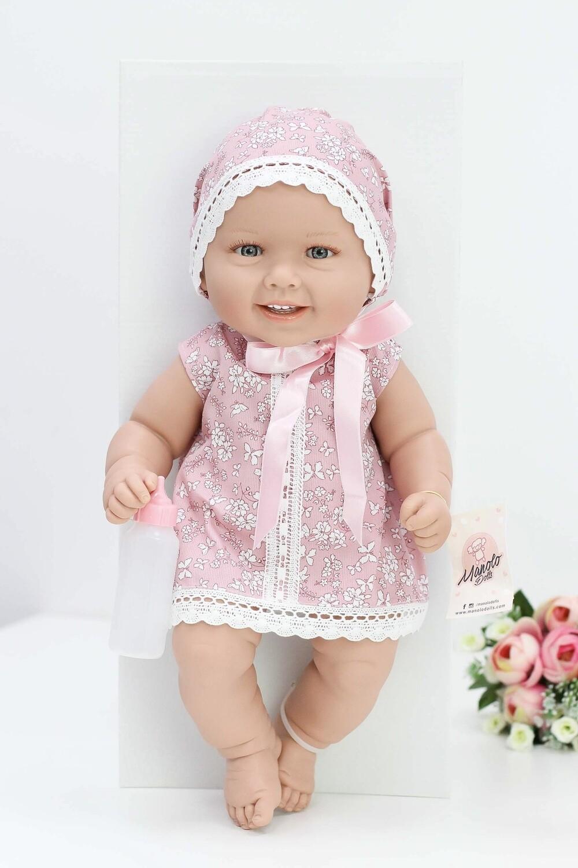Кукла виниловая Manolo Dolls DIANA малышка 48 см