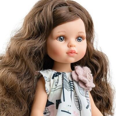 Кукла Кэрол, Паола Рейна (в фабричном наряде), 34 см
