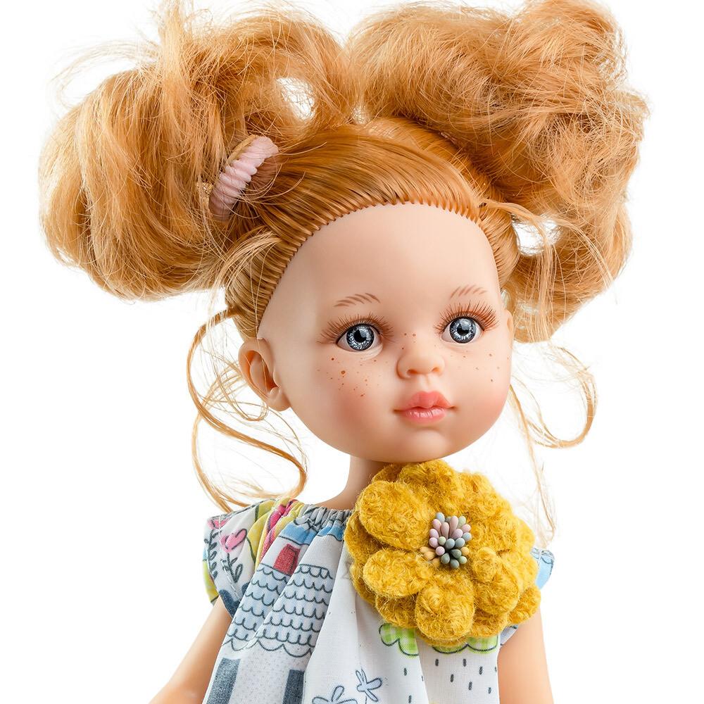 Кукла Даша, Паола Рейна (в фабричном наряде), 34 см