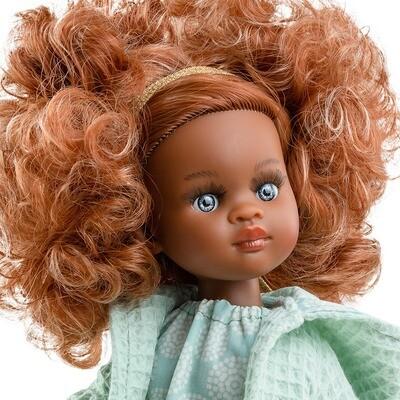 Кукла Нора, модная подружка (Паола Рейна) (в фабричном наряде), 34 см