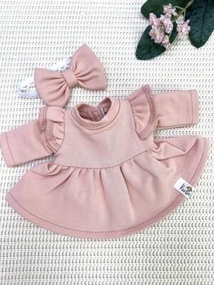 Платье цвета