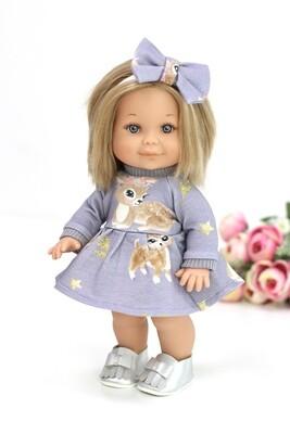 Кукла Бетти с ароматом карамели, в платье